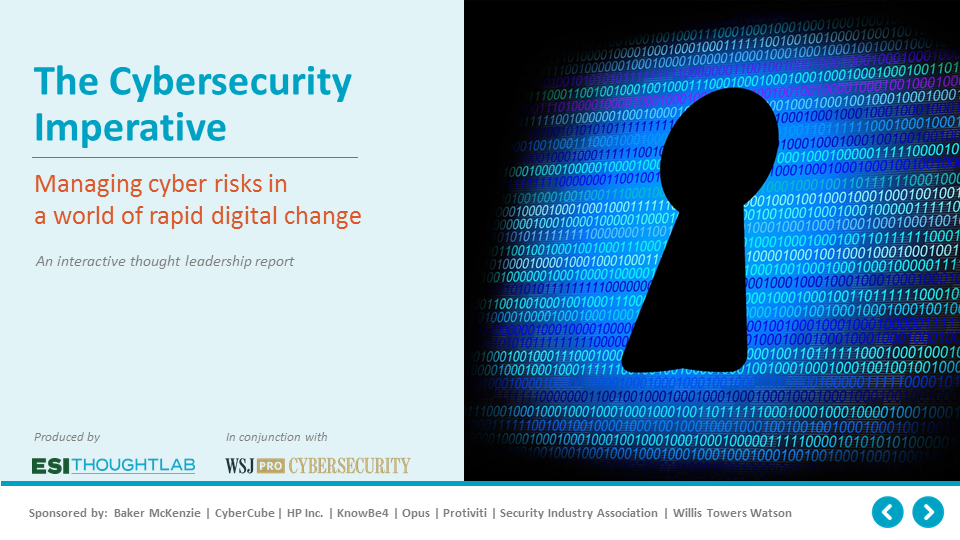 Cybersecurity Imperative cover