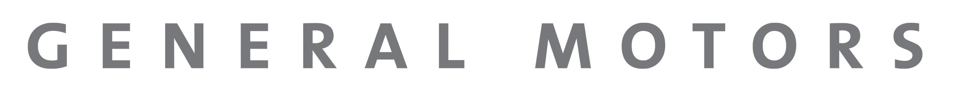 The GM Signature logo (Feb 2015)