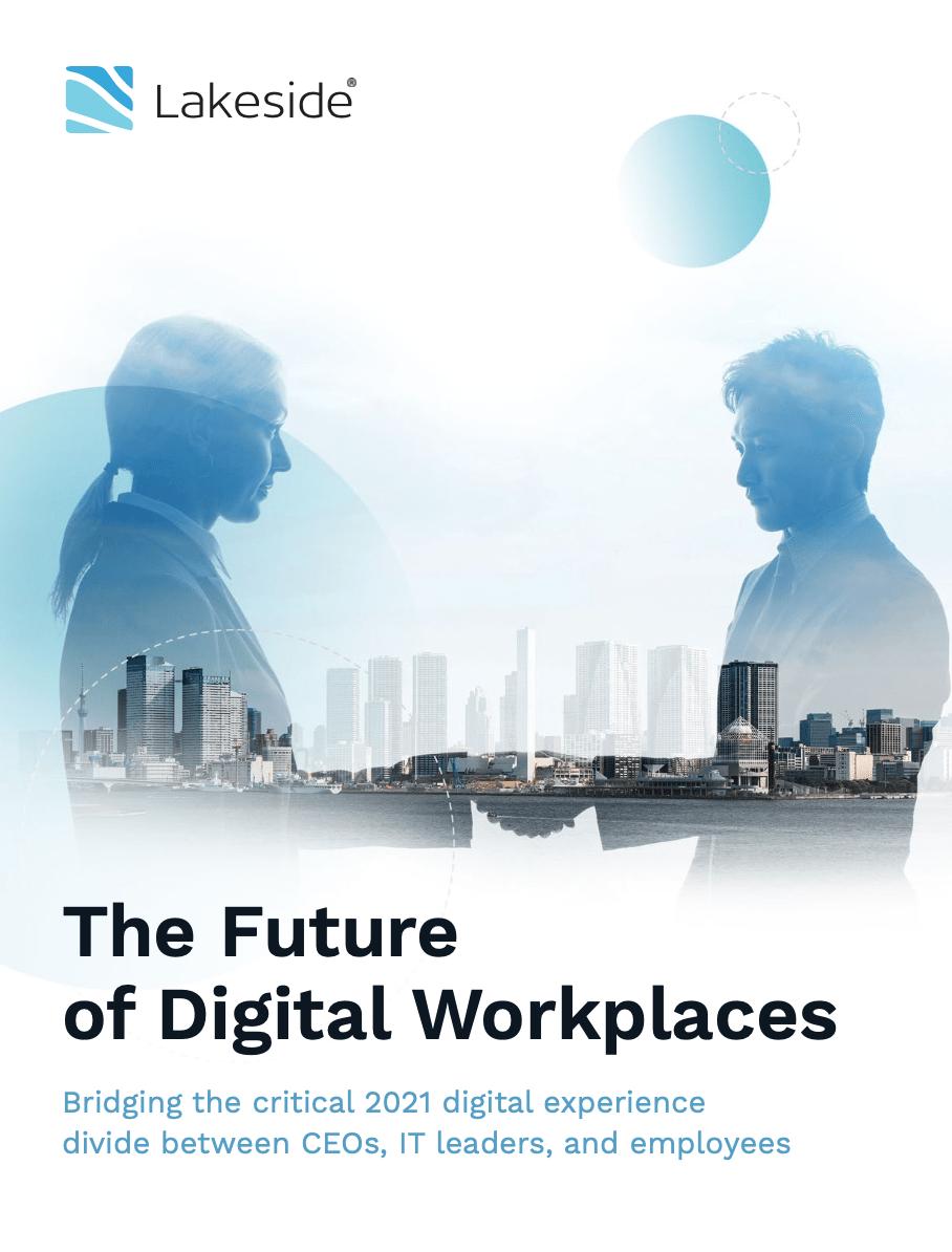 Lakeside Future of Digital Work cover